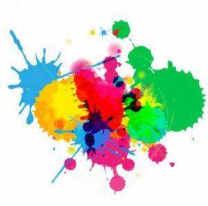 Tache De Peinture Acrylique Idées Décoration Idées Décoration