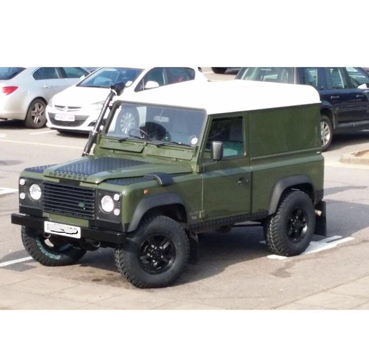 2012 LAND ROVER DEFENDER 90 for sale, £13,500 - http://www.lro.com/detail/cars/4x4s/land-rover/defender-90/92122