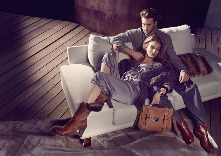 Niebanalne #buty damskie i męskie włoskiej marki #GinoRossi.