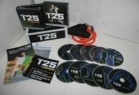 Wish | FOCUS T25 WORKOUT Weight Loss Exercise 10DVD with Rally Rope