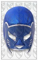 Mascara de Blue Panter