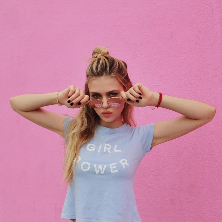 "LOVE this shirt. Nicola Peltz on Instagram: ""g i r l p o w e r """