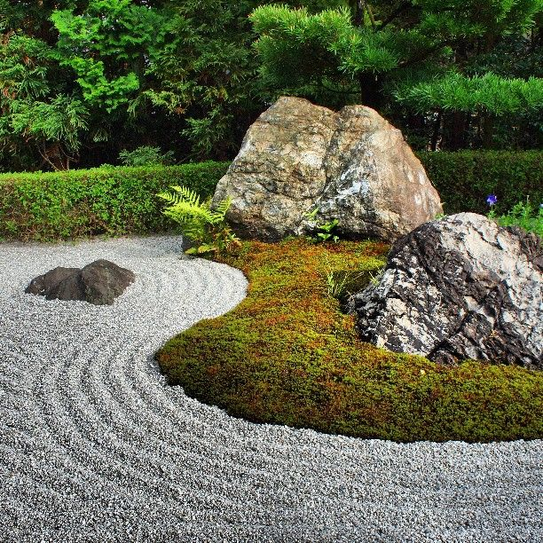 608 best Zen Gardens images on Pinterest Japanese gardens Zen