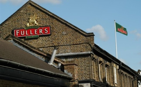 Behind Closed Doors: Fuller's Brewery tour at Fuller's Brewery