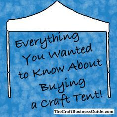 Everything you wanted to know about buying a portable canopy for craft shows at http://www.craftprofessional.com/portable-canopies.html.