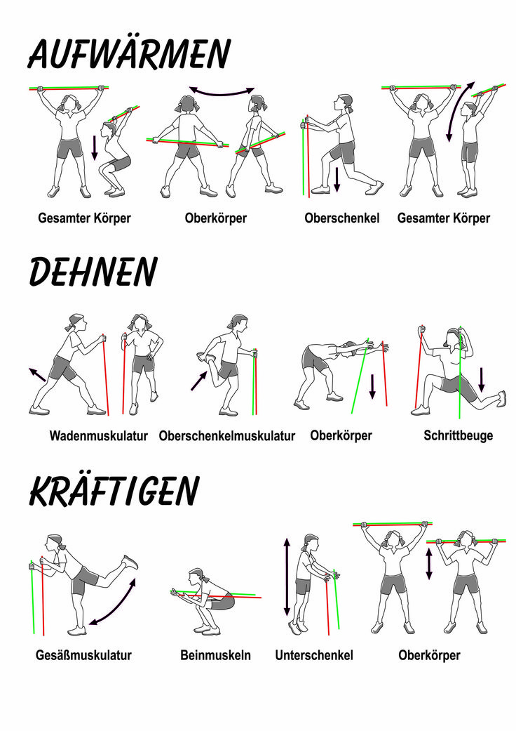 die besten 25 nordic walking ideen auf pinterest nordic walking st cke wanderst cke und. Black Bedroom Furniture Sets. Home Design Ideas