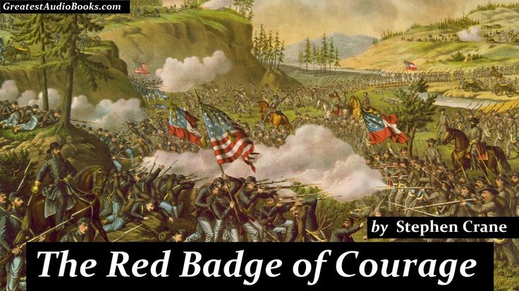 The nature of war in the red badge of courage by stephen crane