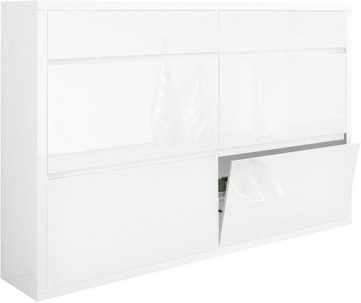 Sconto nábytek | Botník FLAP - Zdá se být neviditelný a zároveň řeší jak elegantně ukrýt boty a jiné osobní věci