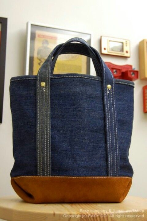 Lovely Denim bag