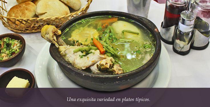 El Parron de Pomaire - Comida tradicional, en un lugar auténtico de la cultura criolla Chilena