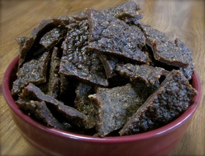 Basic Jerky – Not So Tough  – Uses LEAN ground meat: Leaner Meat = Less Mess – It really is good in spite of the pics. – This is a great use for last season's deer meat if you have any in the freezer at the beginning of the new season.