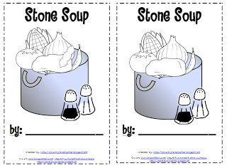 *Lil Country Kindergarten*: Stone Soup {Printables}