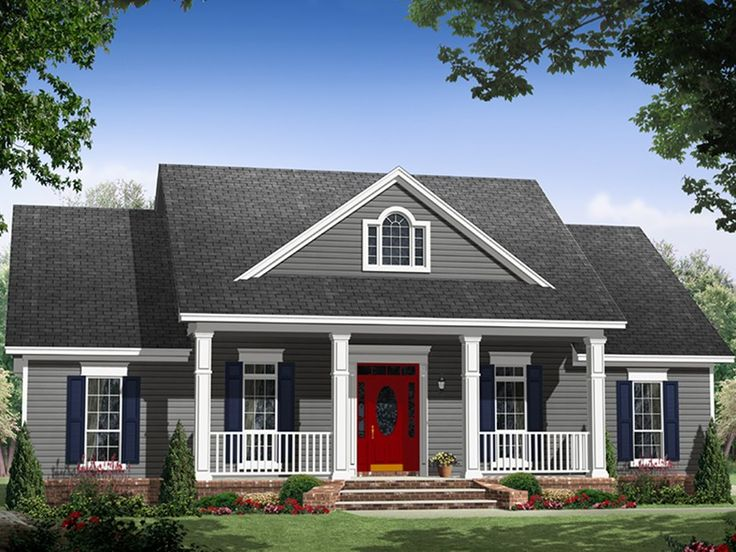 Country+Home+Plan+with+1636+Square+Feet+and+3+Bedrooms+from+Dream+Home+Source+|+House+Plan+Code+DHSW077293