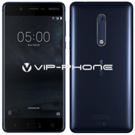 Nokia 5 Dual-Sim kék kártyafüggetlen mobiltelefon [Pepita Hirdető]