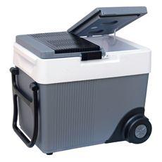 Koolatron 12 V Travel Cooler W/ Wheels