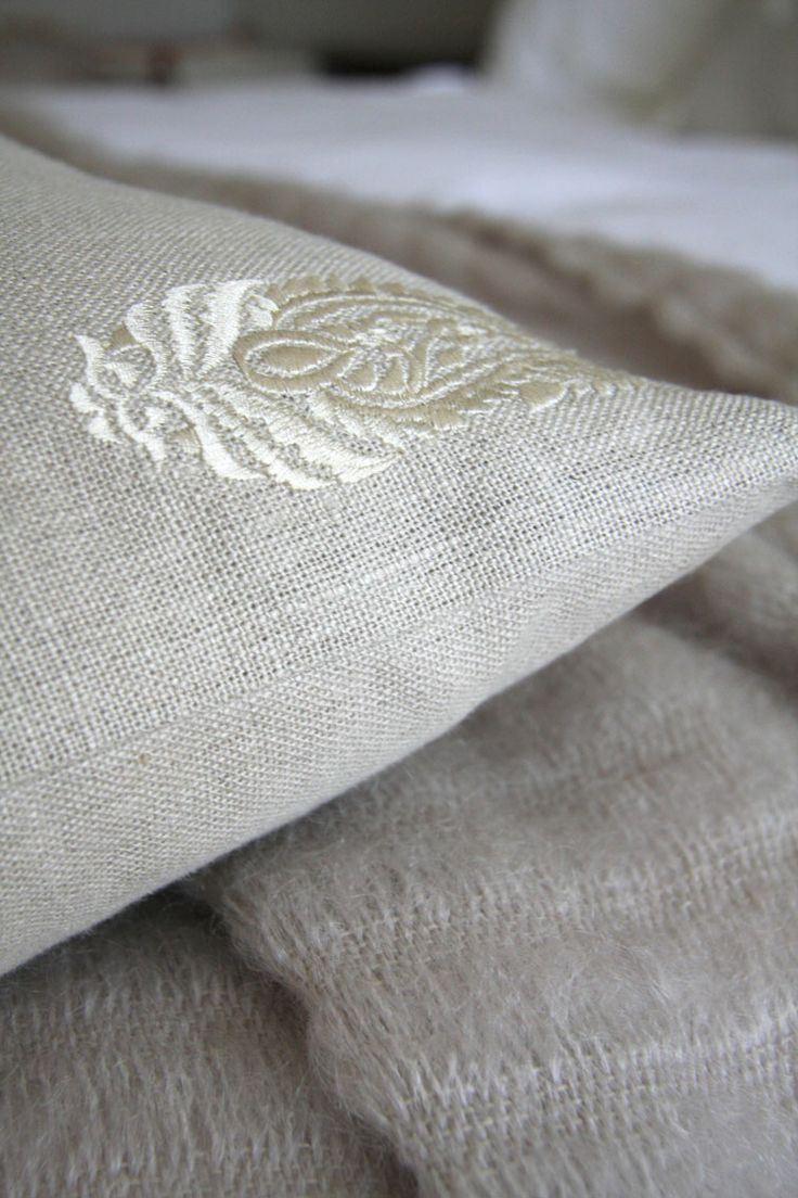 Soft furnishings by Baie Interiors.