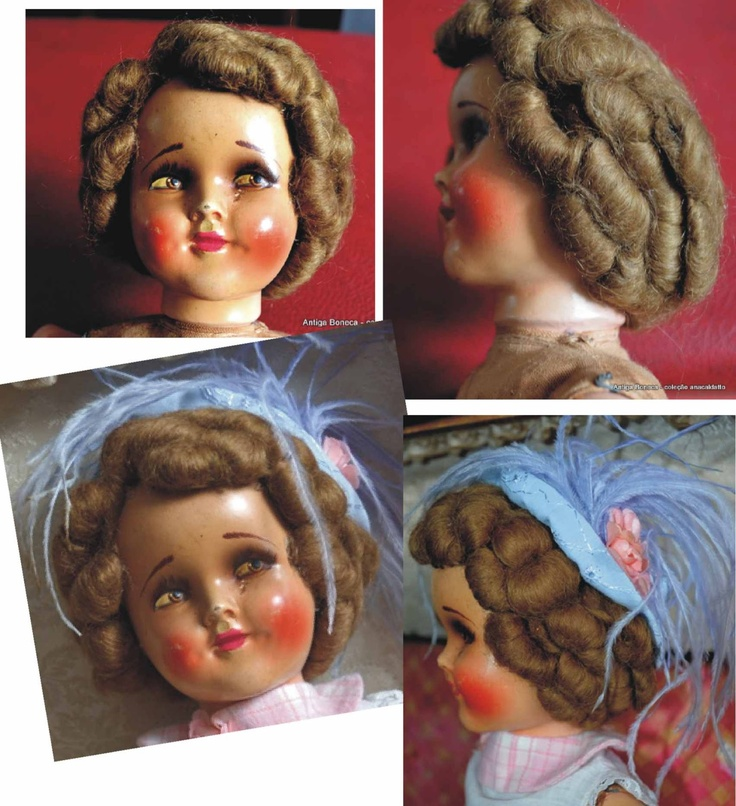 2907 Best Images About Vintage Dolls On Pinterest