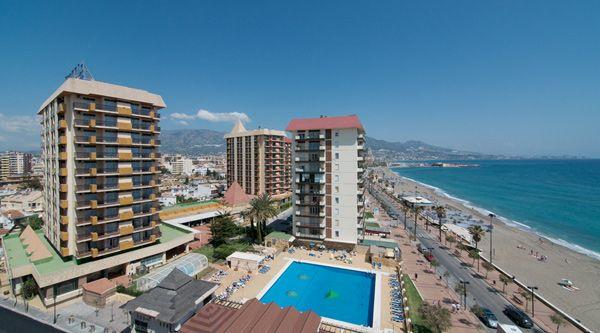 Hotel Las Piramides, Fuengirola, Costa del Sol , Málaga Spain