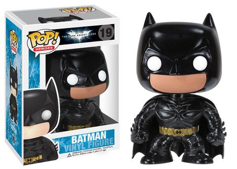 Pop! Heroes: Dark Knight MOVIE - Batman | Funko