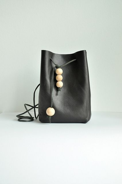 I built a bag,  inspired by the famous and oh-so-gorgeous Buiding Block Bags.