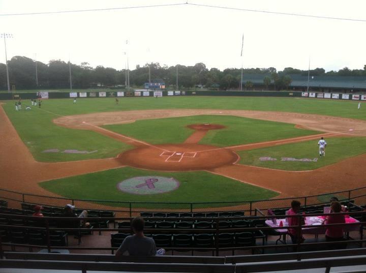 Historic sanford memorial stadium college baseball