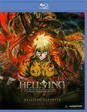 Hellsing Ultimate, Vols. 5-8 [5 Discs] [Blu-ray/DVD], 1340053