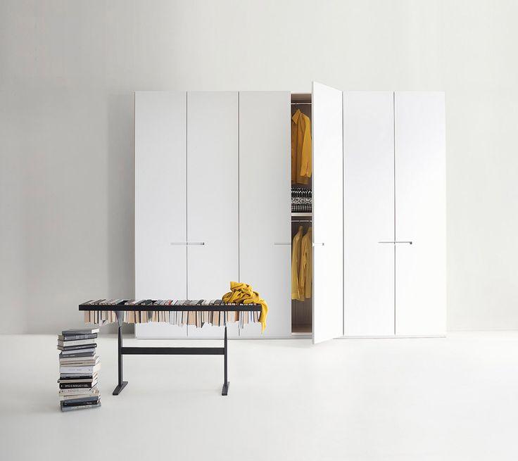 BEST BRANDS: Lema in 10 frames - Al Centimetro Wardrobe, Officinadesignlema, 1997 | #designbestmagazine @lemamobili