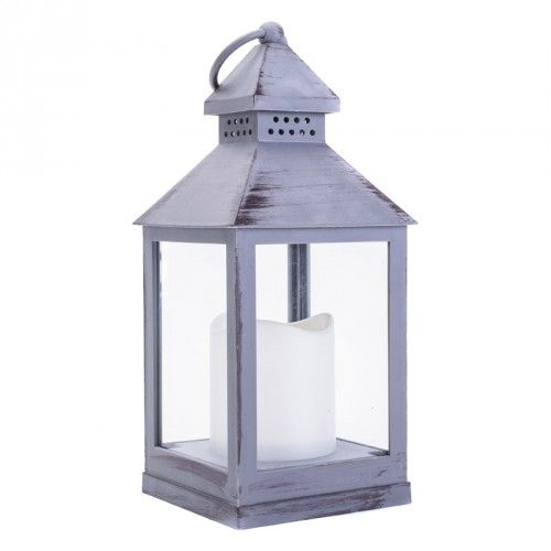 CLAUS LED Lantern (Grey)