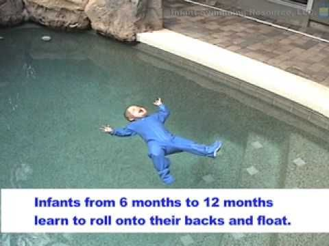 Infant Swimming Resource Self-Rescue