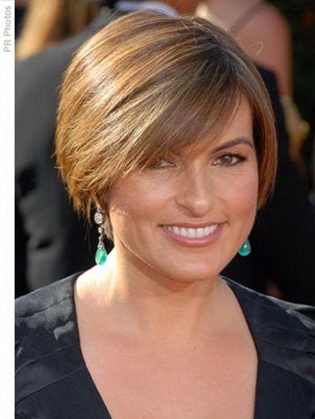 Hairstyle For Round Face Hair Stles Short Hair Styles Hair