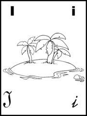 Disegni Alfabeto Carte 3