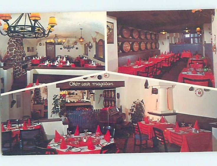 Hungarian Restaurants Toronto Ontario