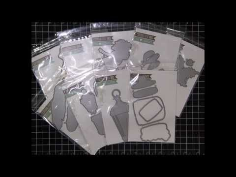 ...stencil how-to, Embossing and printing with your Cuttlebug | Waltzingmouse Makes...