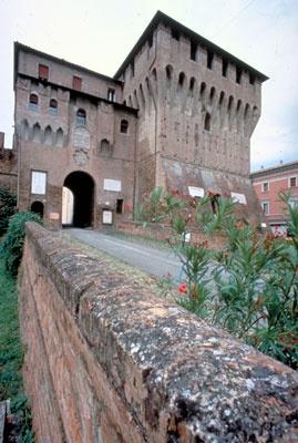 The fortress, #Lugo di #Romagna, #Italy