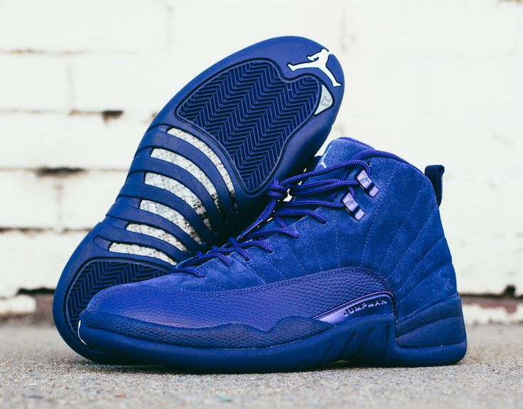 The Air Jordan 12 Deep Royal Blue Releases Next Week