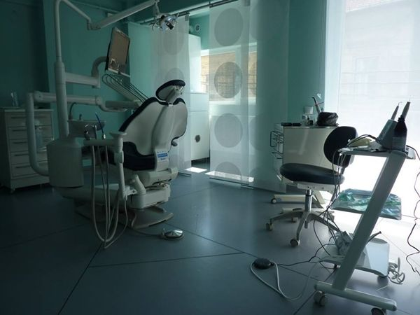 PVC acustic Cabinet Clinica Stomatologica Dentimage Cluj Napoca