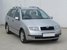 Škoda Fabia 2001 Combi šedá 8