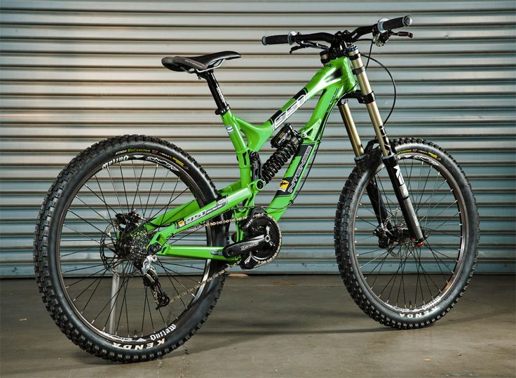 2011 Intense 951 Downhill Mountain Bike Unveiled Bike Rumor