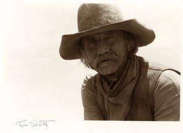 Pea Eye...Lonesome Dove.. This guy no matter what he plays in always reminds me of my Dad..