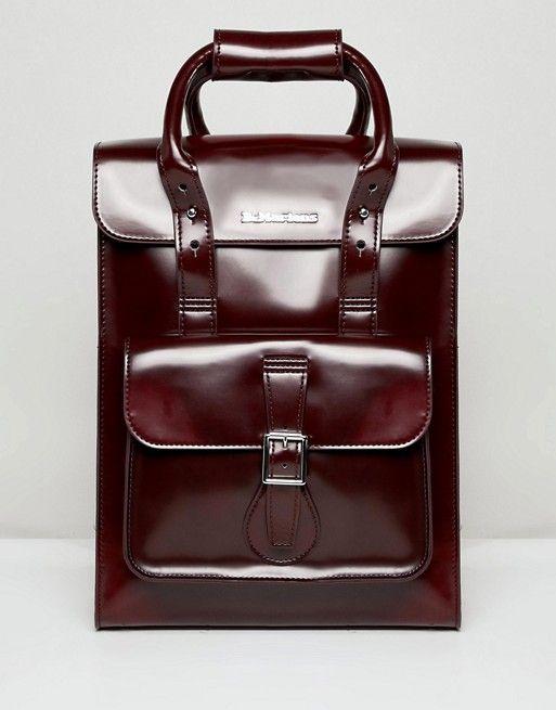 Dr martens backpack, Leather