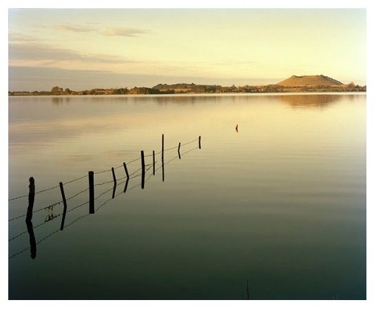 'Lake Omapere' 2013 by Murray Lloyd.