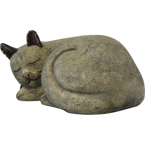 Magma Sleeping Cat