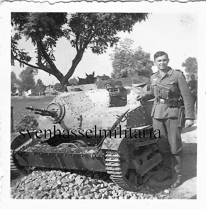 polish TKS captured by Germans