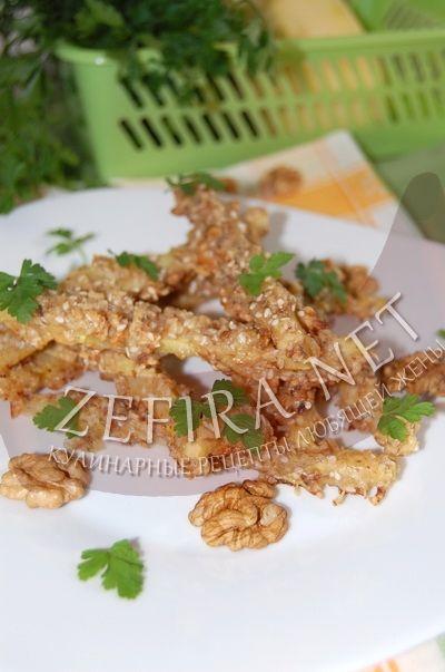 Кабачки, запеченные в духовке – необычный рецепт закуски из кабачков-домашние рецепты с фото