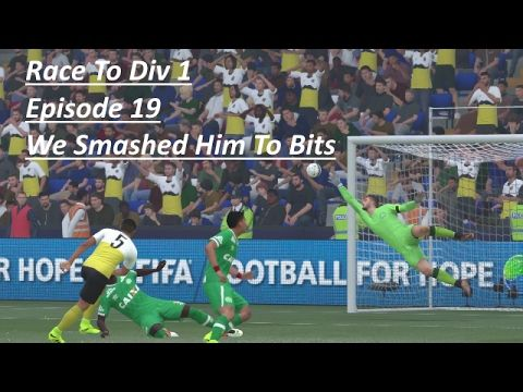 Race To Div 1 Episode 19 | We Smashed Him To Bits
