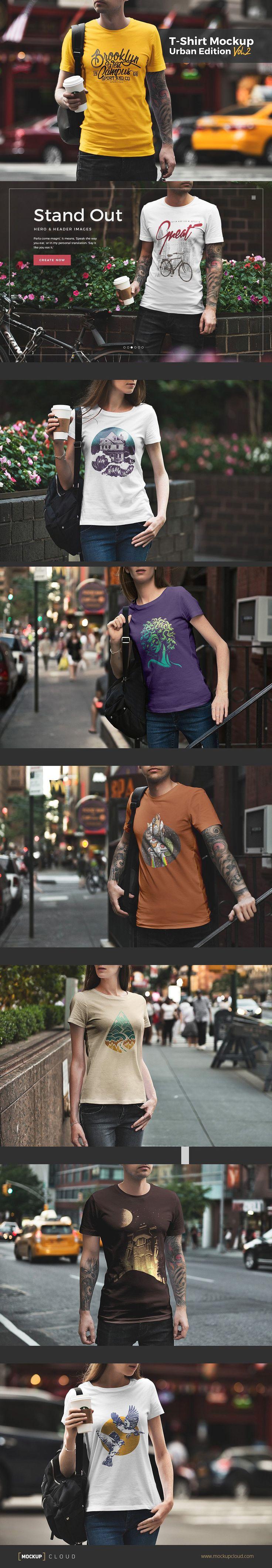 Download T Shirt Mockup Urban Edition Shirt Mockup Female Models Tshirt Mockup
