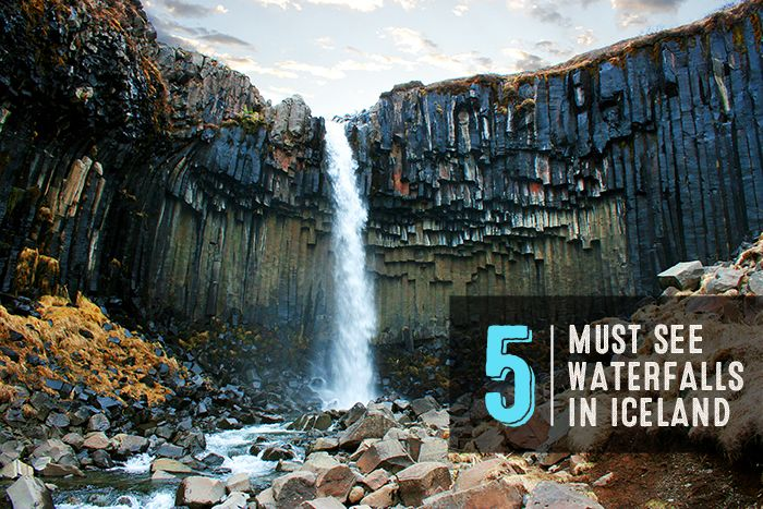 Chasing Waterfalls in Iceland | 5 must see waterfalls in Iceland