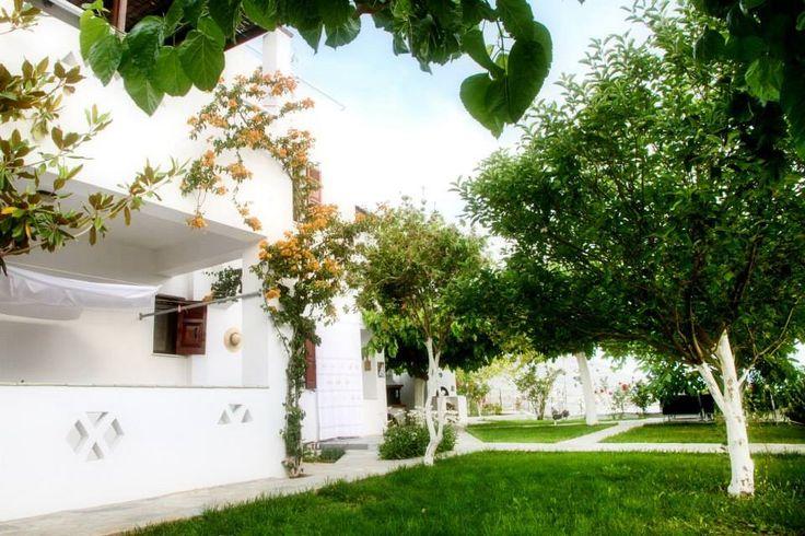 Skyros Island Greece Thalassia Studios at Kalamitsa beach with superb sea view!