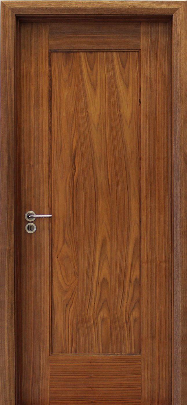 Shaker 1 Panel Walnut Door (40mm) & 13 best doors images on Pinterest | Interior doors Walnut doors and ...