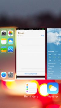 iOS 7 Design Basics: Making Your App Fit In Here are four visual considerations that developers examine to help their apps fit into iOS 7 when it launches.